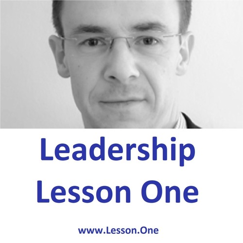 Leadership Lesson One - by Morten Heedegaard's avatar