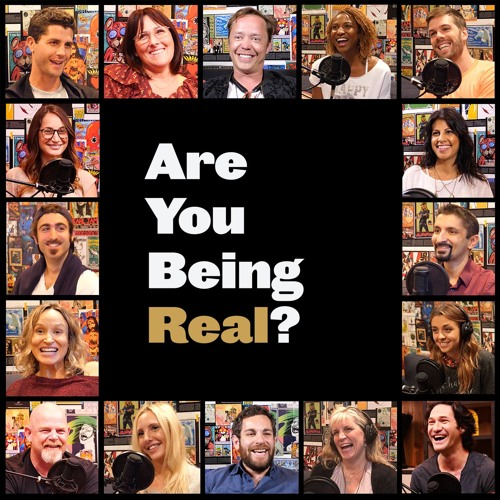 Are You Being Real Podcast's avatar