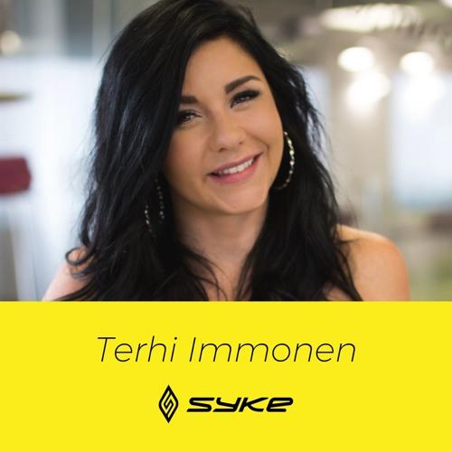 Terhi Immonen - SYKE Tribe's avatar
