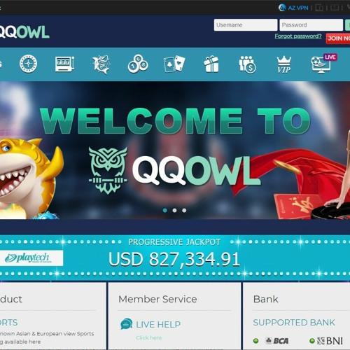 Situs Judi Slot Casino Online Qqowl S Stream