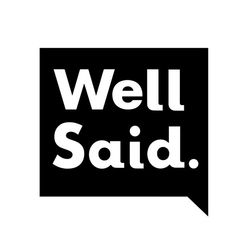 The Well Said Podcast's avatar
