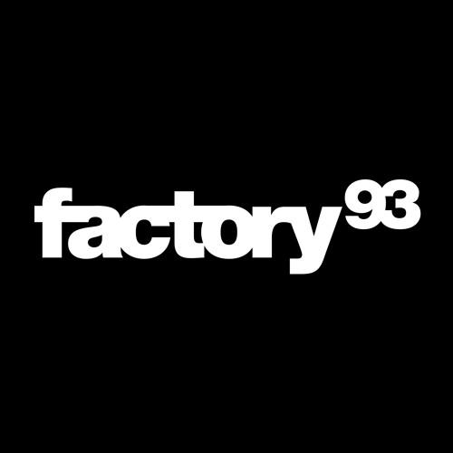 Factory 93's avatar