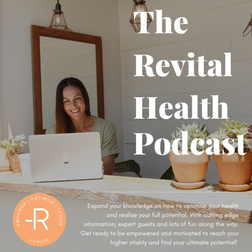 Revital Health Podcast's avatar
