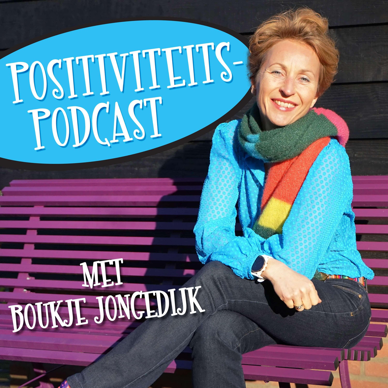 Positiviteitspodcast logo