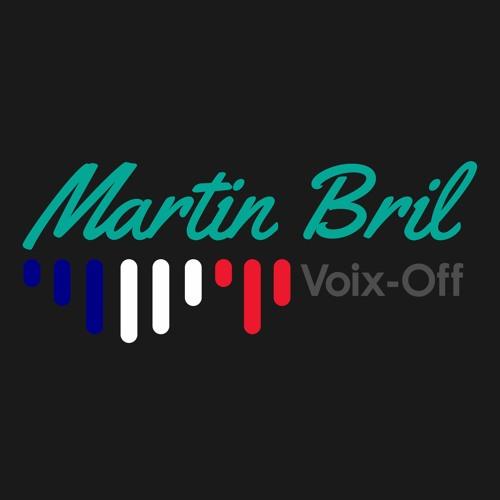 Martin BRIL - Voix Off Homme Française's avatar