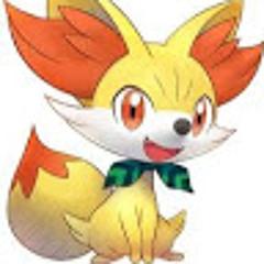 Fennkin the pokemon