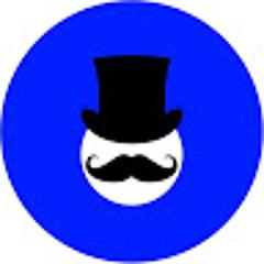 The Blue Gentleman