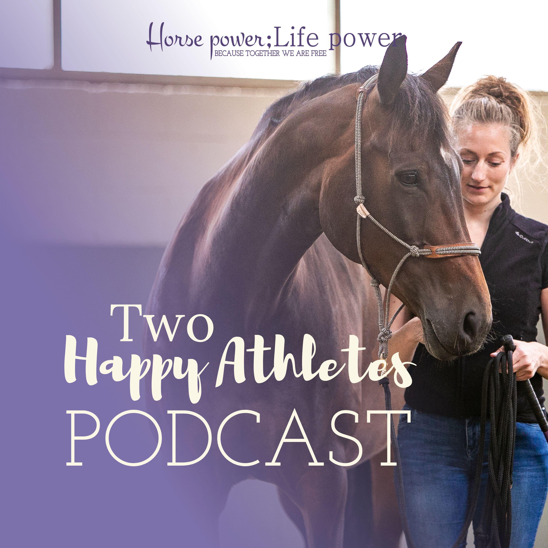Two Happy Athletes Podcast logo