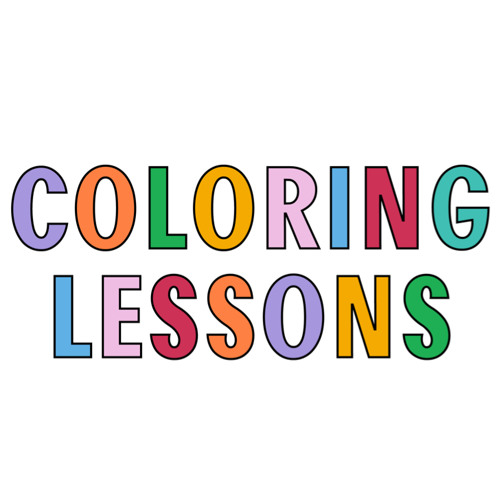 COLORING LESSONS's avatar