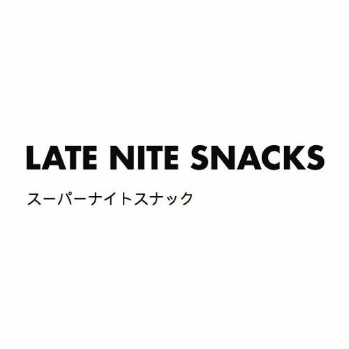 LATE NITE SNACKS's avatar