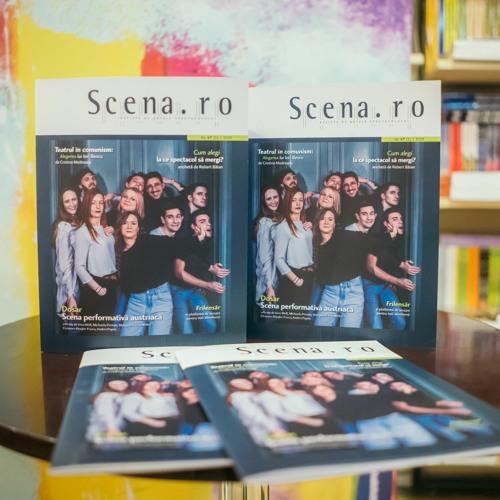 Revista Scena.ro's avatar