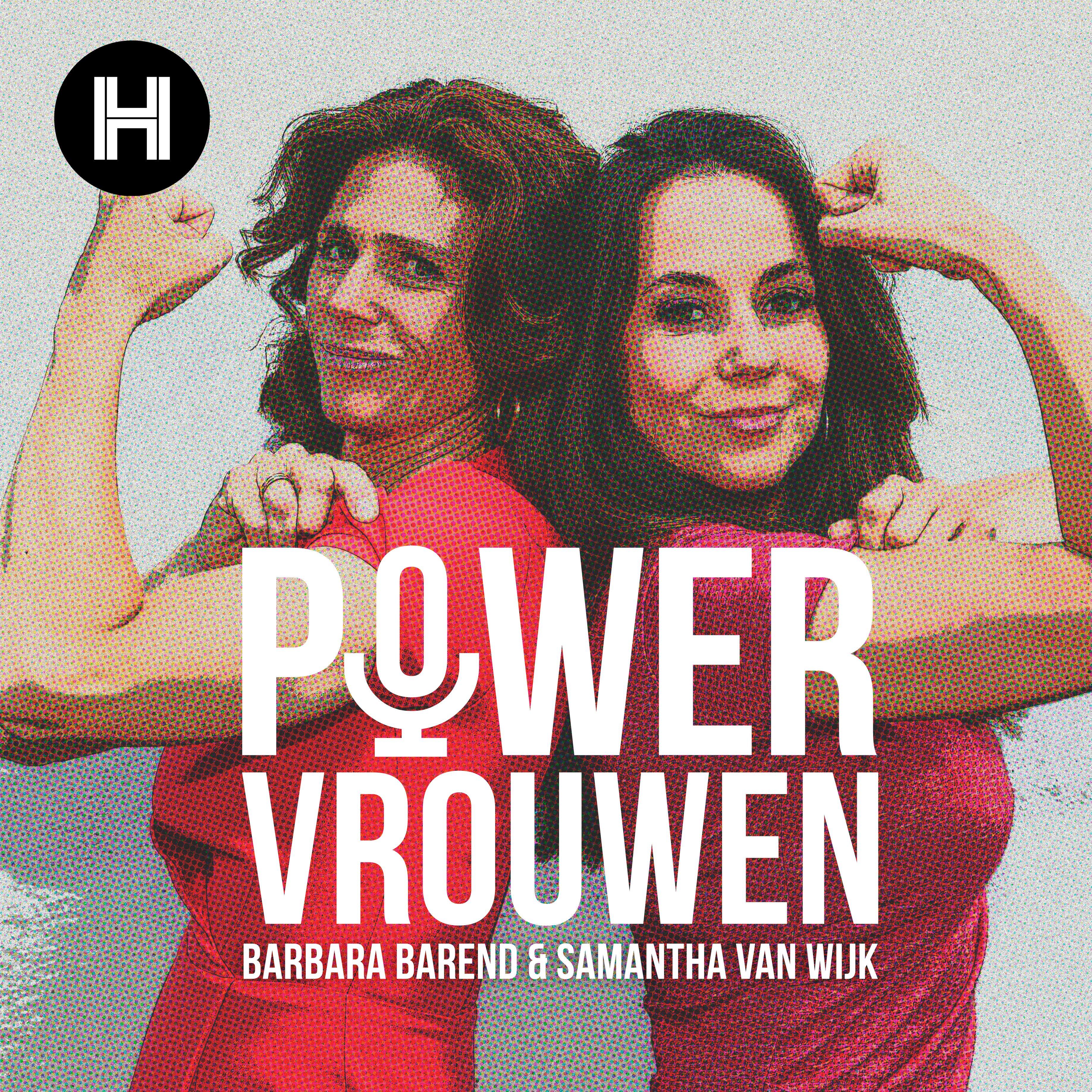 Helden Powervrouwen Podcast logo