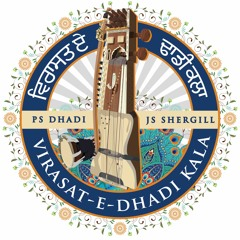 Dhadi Rasal Singh Chola Sahib - Baba Bidhi Chand Ji