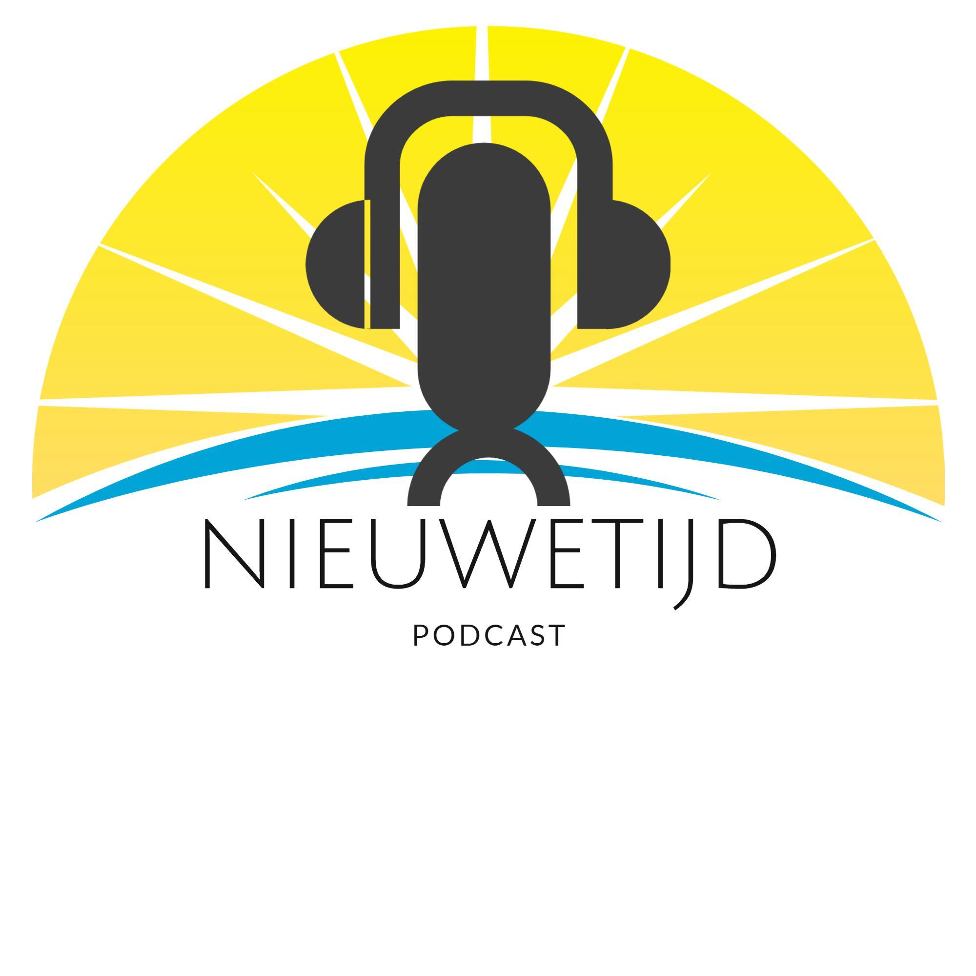 Podcast over de #NieuweTijd logo