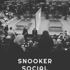 SnookerSocial Bitesize Podcast