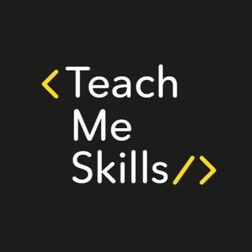 TeachMeSkills's avatar