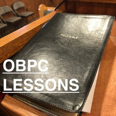 OBPC Lessons