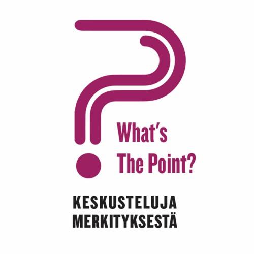 What's the Point? Keskusteluja merkityksestä's avatar