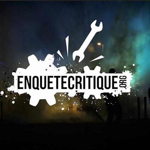 ENQUETE CRITIQUE's avatar