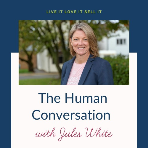 The Human Conversation - with Jules White's avatar
