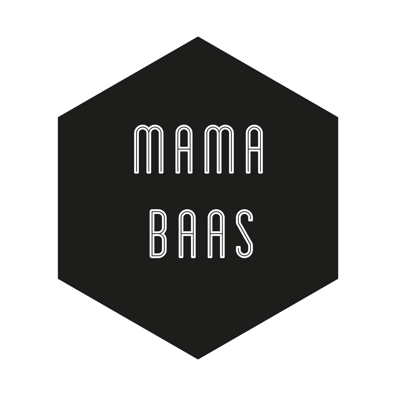 Mama Baas Podcast logo