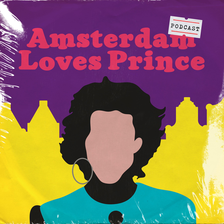 Amsterdam Loves Prince Podcast logo