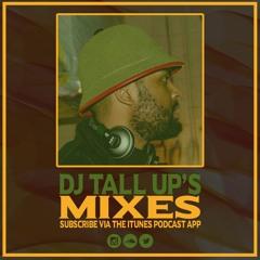 DJ Tall Up
