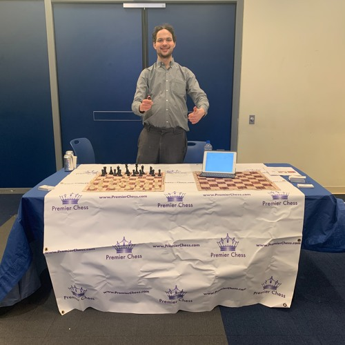National Master Evan Rabin, CEO of Premier Chess's avatar