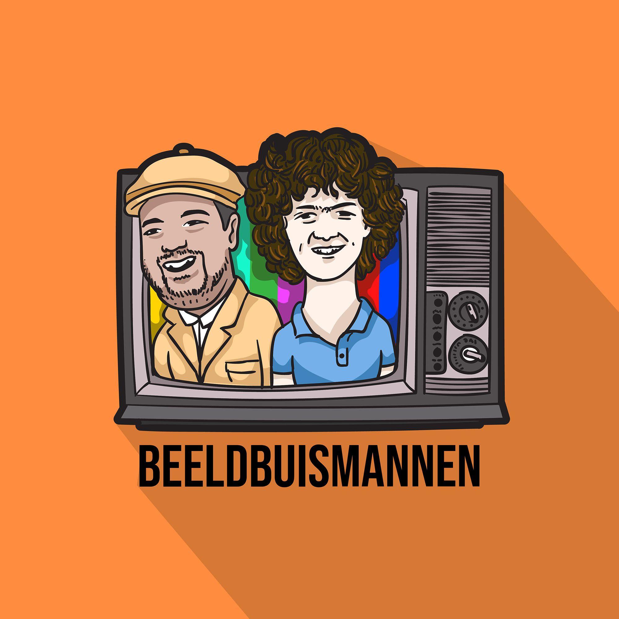 Beeldbuismannen logo