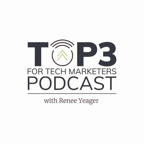 Top 3 For Tech Marketers Podcast's avatar