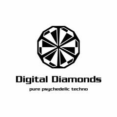 Digital Diamonds | pure psychedelic techno