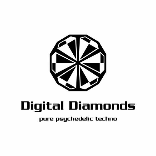 Digital Diamonds | pure psychedelic techno's avatar