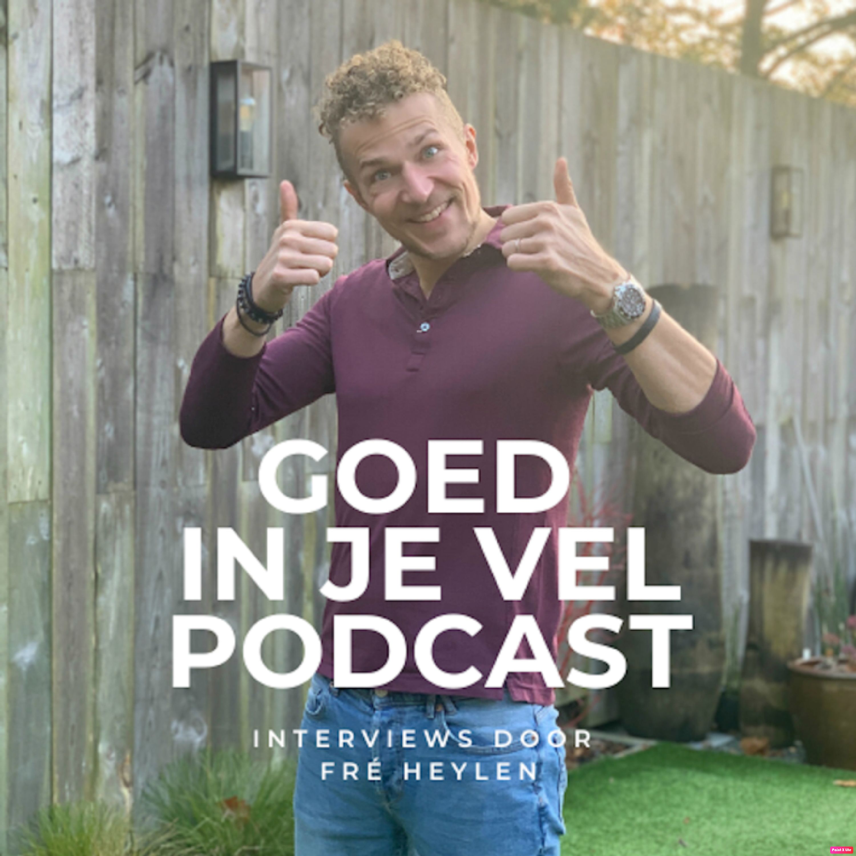 Goed in je Vel-podcast logo
