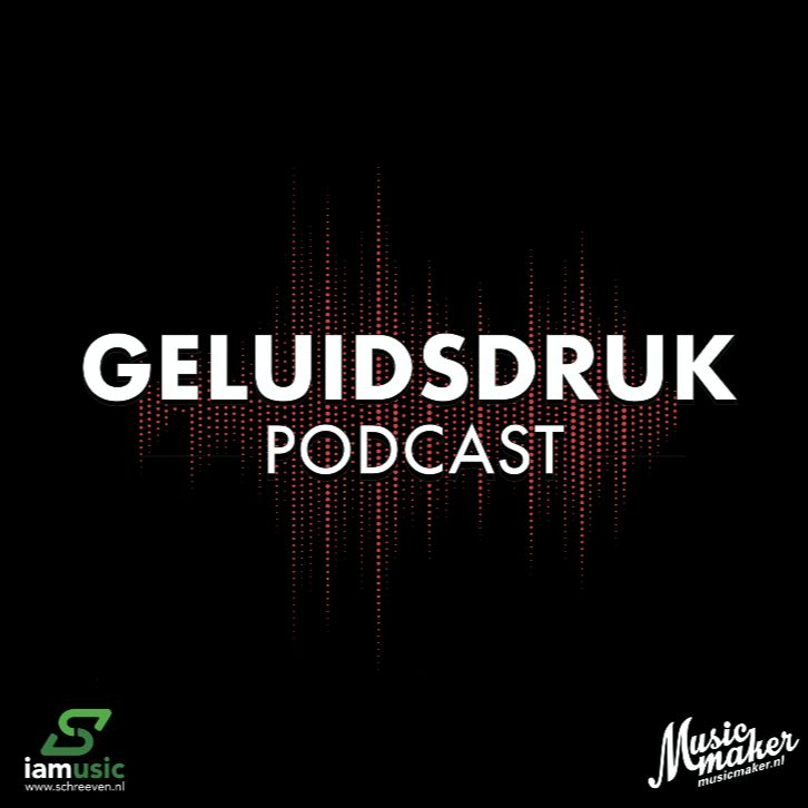 Geluidsdruk Podcast logo
