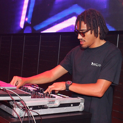 DJ NIGGAZ ORIGGAMI