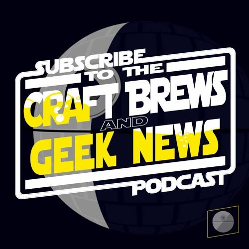 Craft Brews and Geek News's avatar