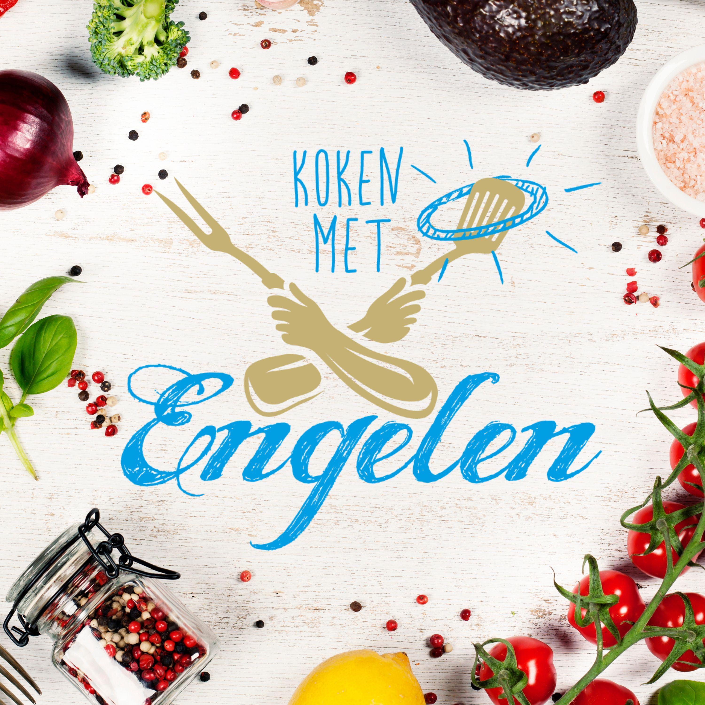 Koken met Engelen logo