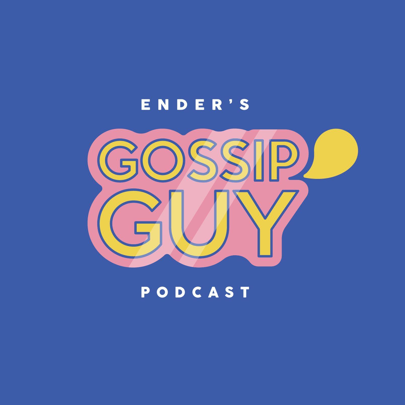 GOSSIP GUY door Ender Scholtens logo