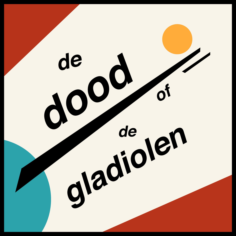 De Dood of de Gladiolen logo