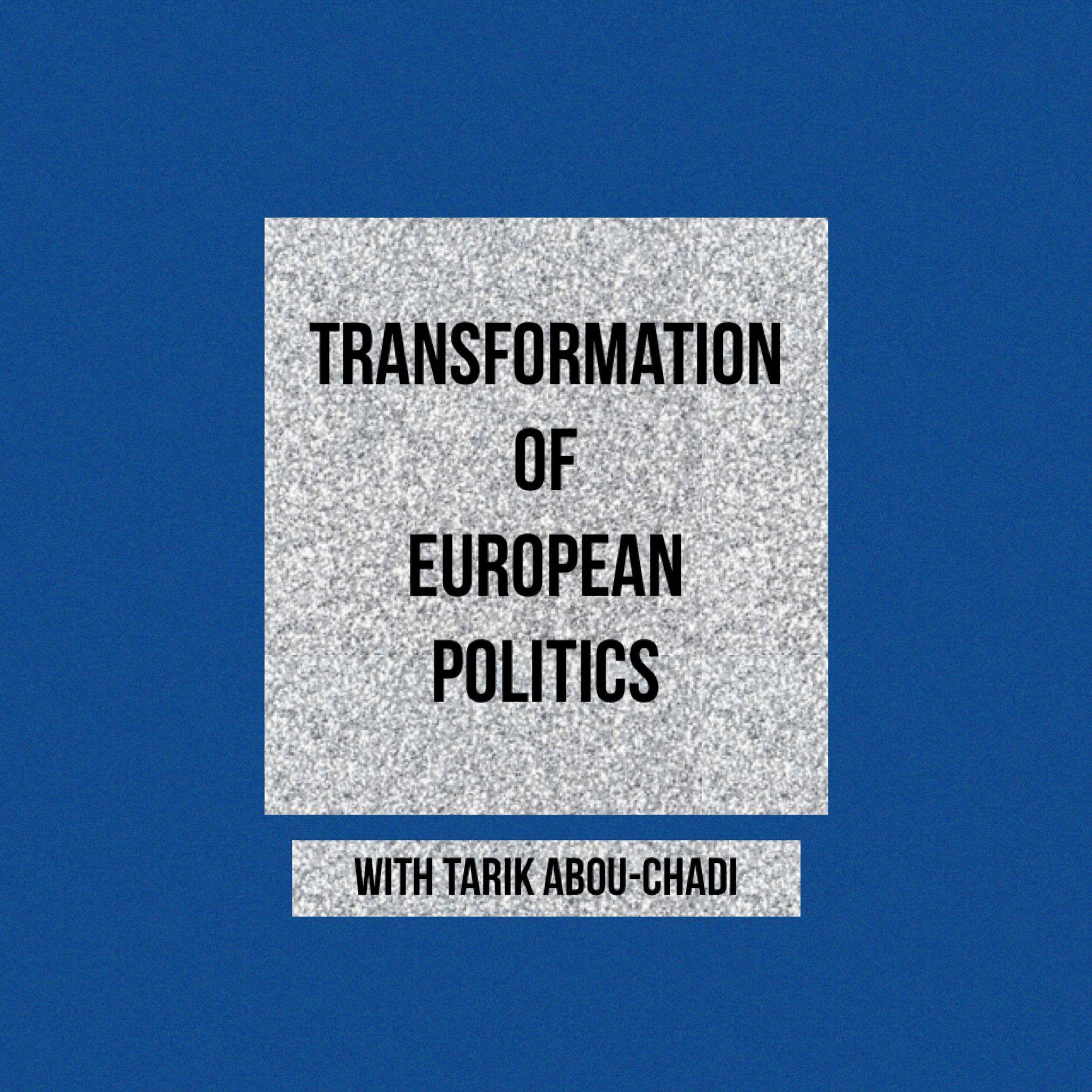Episode 12 - Daniel Ziblatt. How Democracies Die.