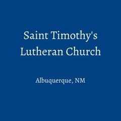 St Tim's ABQ