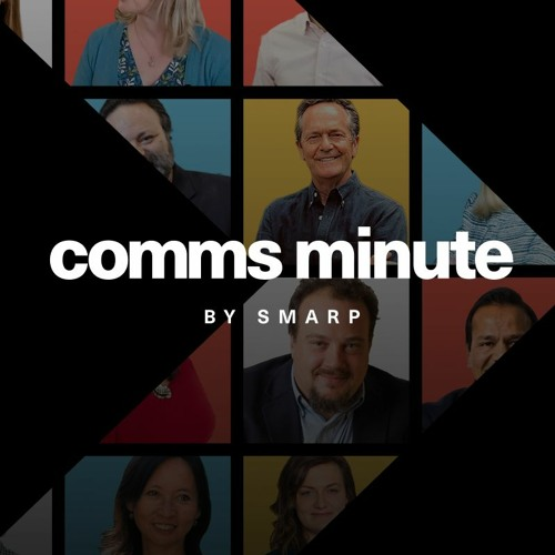 Comms Minute Podcast's avatar