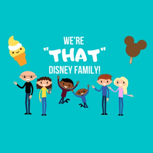 We're That Disney Family's avatar
