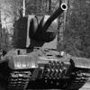 Soviet heavy/assult tank KV-2