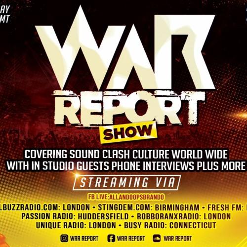 WAR REPORT's avatar