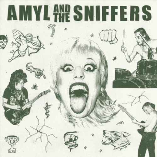 Amyl and The Sniffers's avatar