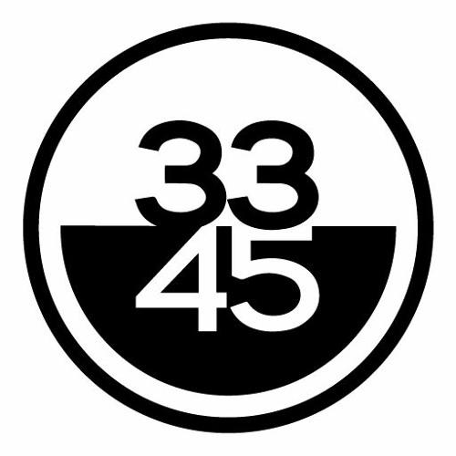 33/45 RPM's avatar