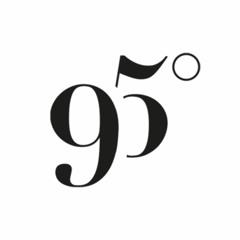 95 degrés