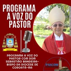 19/10/2021 Programa A Voz do Pastor