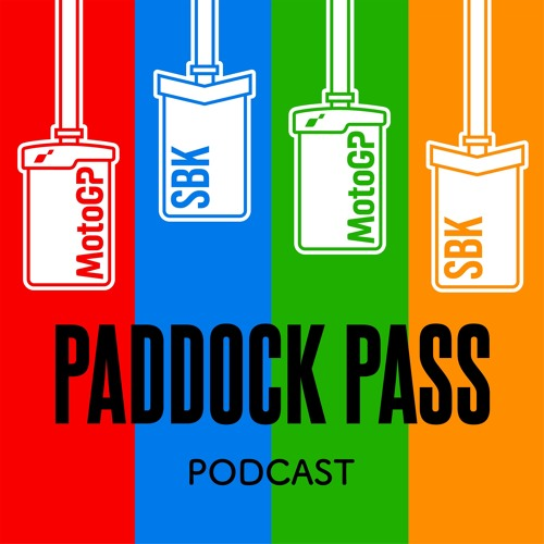 Paddock Pass Podcast - Motorcycle Racing's avatar